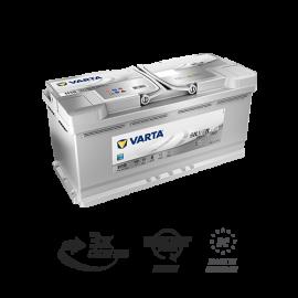 Μπαταρία  VARTA AGM 105Ah