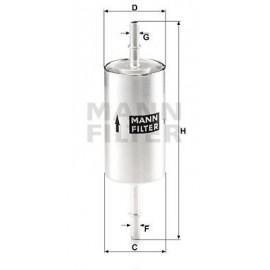 Φίλτρο βενζίνης FB73