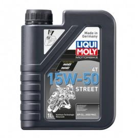 LIQUI MOLY MOTO 15W-50 1L