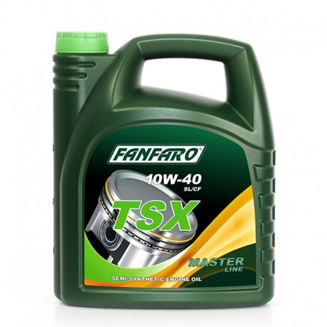 FANFARO TSX 10W-40 4L
