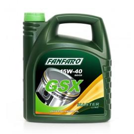 FANFARO GSX 15W-40 4L