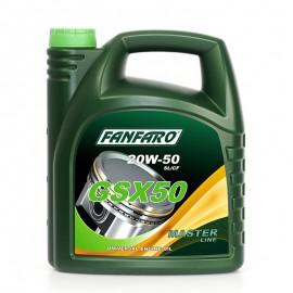 FANFARO GSX50 20W-50 4L