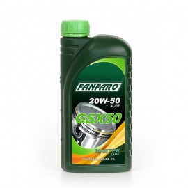 FANFARO GSX50 20W-50 1L