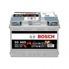 Μπαταρία αυτοκινήτου BOSCH 60Ah START STOP AGM