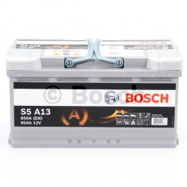 Μπαταρία αυτοκινήτου BOSCH 95 Ah START STOP AGM