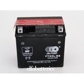 Μπαταρία Μοτοσυκλέτας YTX5L-BS