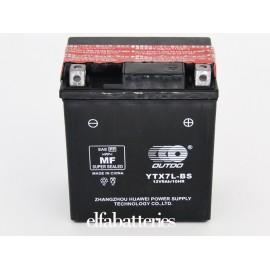 Μπαταρία Μοτοσυκλέτας YTX7L-BS