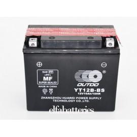 Μπαταρία Μοτοσυκλέτας YT12B-BS