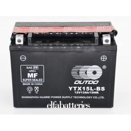 Μπαταρία Μοτοσυκλέτας YTX15L-BS